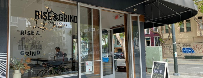 Rise And Grind Coffee & Tea is one of San Francisco 3.