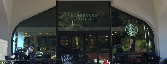 Starbucks is one of UCSF.