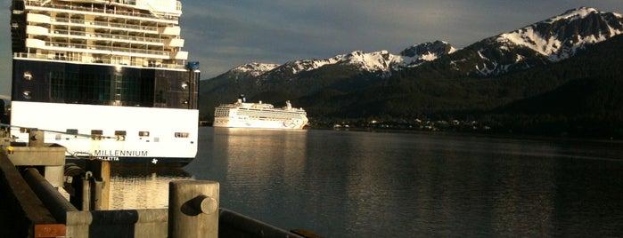 Taqueria is one of Alaska cruising.