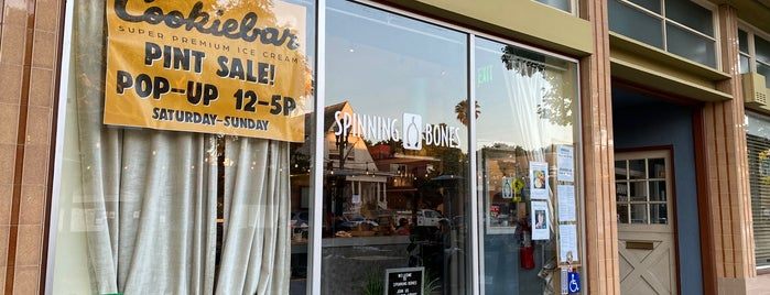 Spinning Bones is one of Do: Oakland ☑️.