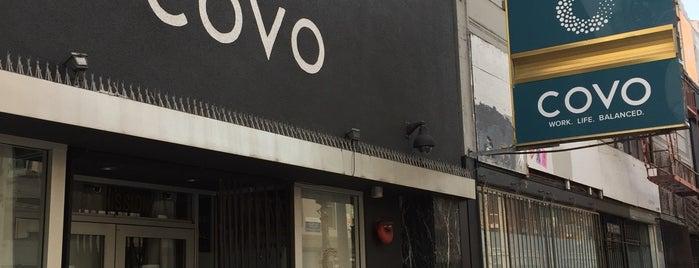 covo is one of Gespeicherte Orte von Oliver.