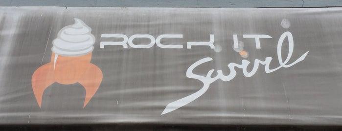 RockIt Swirl is one of s.f. food.