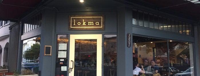 Lokma is one of San Fran.