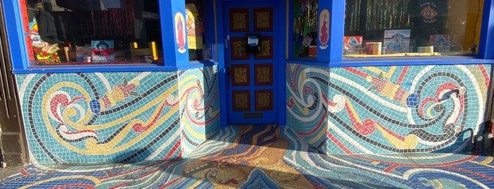 Precita Eyes Muralists is one of USA Trip 2018.
