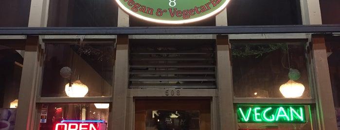 Indochine is one of SF Veggie Restaurants.