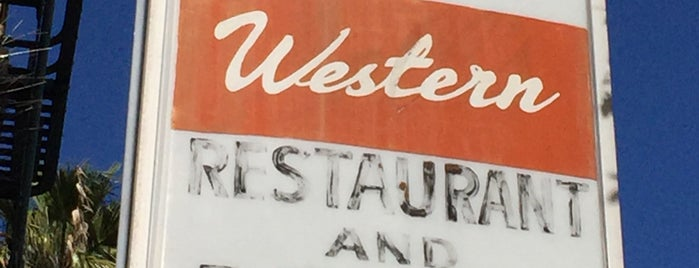 Western Donuts is one of chrissy.