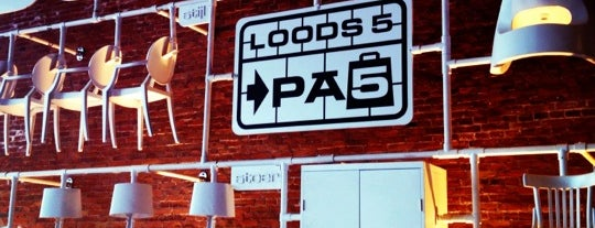 Loods 5 is one of Jan : понравившиеся места.