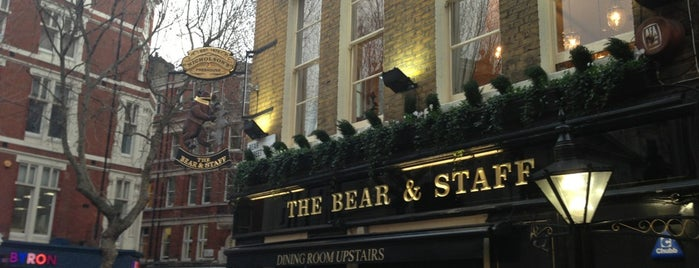 Bear & Staff is one of Tempat yang Disukai Kevin.