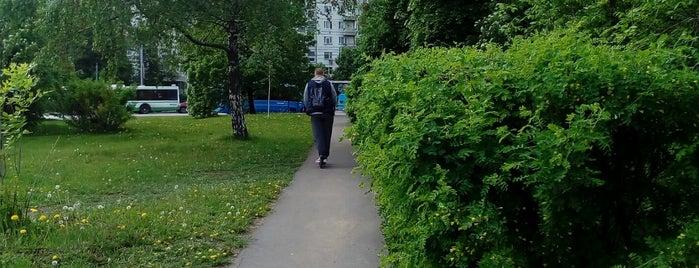 Район «Марьина Роща» is one of Orte, die Turovtseva gefallen.