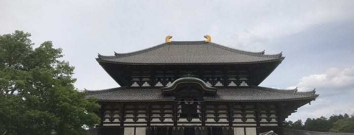 Todai-ji Temple is one of Best Asian Destinations.