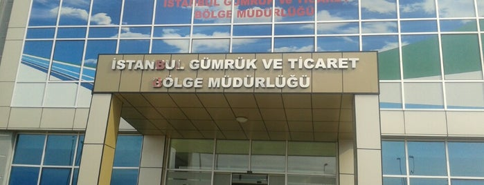 İSTANBUL GÜMRÜK VE TİCARET BÖLGE MÜD. is one of İstanbul-Avrupa.