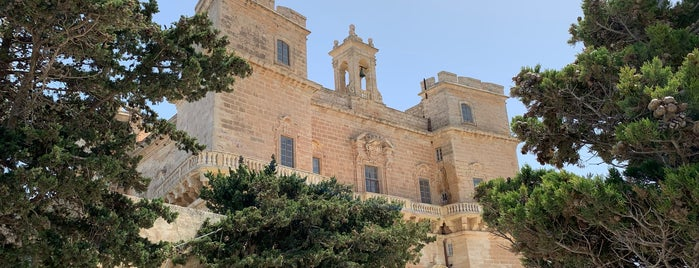 Selmun Palace is one of Malta.