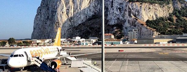 지브롤터 공항 (GIB) is one of Airports Worldwide....