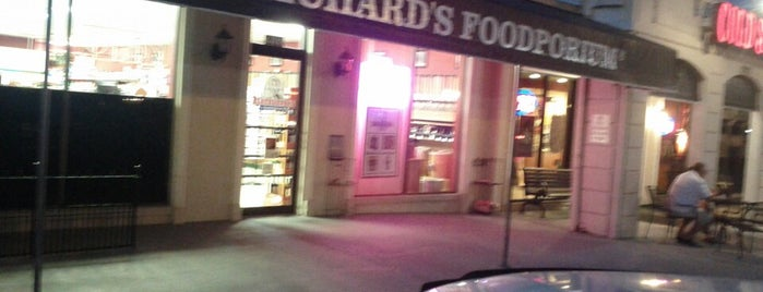 Richard's Foodporium is one of Clearwater.