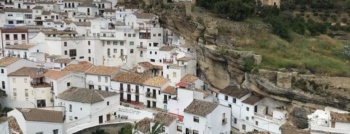 Mirador de Setenil de las Bodegas is one of Espanha.