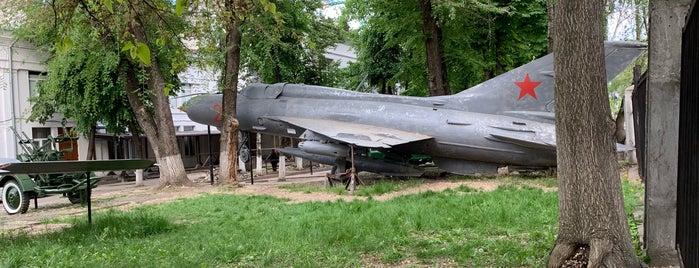 Centrul de Cultură și Istorie Militară is one of Tempat yang Disimpan Bengi.