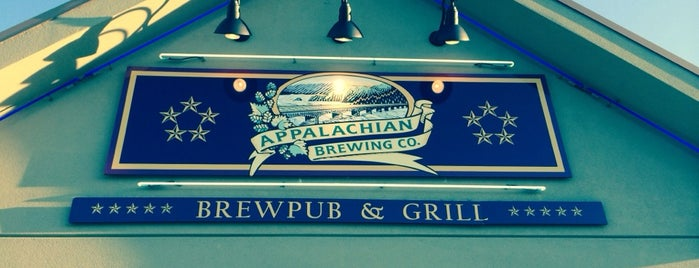 Appalachian Brewing Company - Gateway is one of Lugares favoritos de Richard.