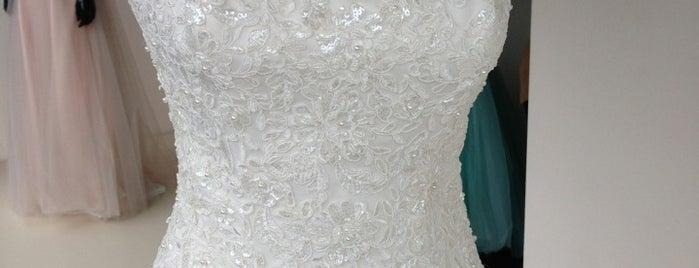 Moda Cappana Abiye, Gelinlik ve Dikimevi is one of Yunus'un Beğendiği Mekanlar.