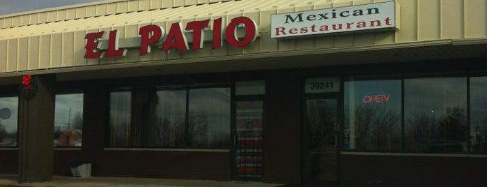 El Patio Mexican Restaurant is one of Jose 님이 저장한 장소.