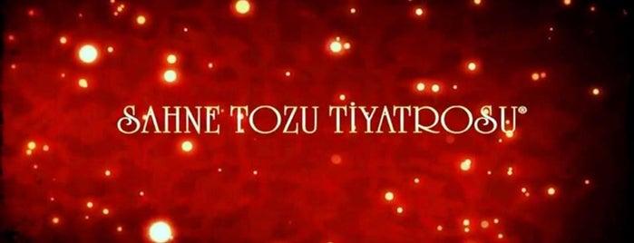 Sahne Tozu Tiyatrosu Göksel KORTAY Sahnesi is one of Bengisu'nun Beğendiği Mekanlar.