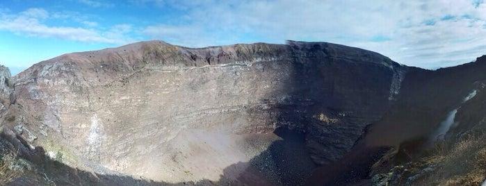 Vesuvio is one of Italia.