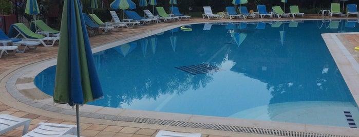 Katre Beach Hotel is one of Tempat yang Disimpan Birsen ♌️.