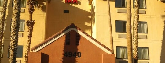 Red Roof Inn Tucson North - Marana is one of Holiday Bowl Road Trip.