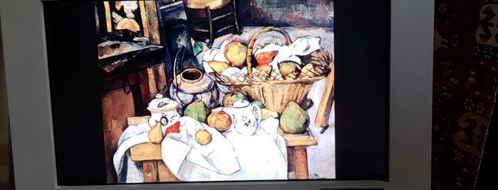 Atelier Cezanne is one of สถานที่ที่ Pelin ถูกใจ.