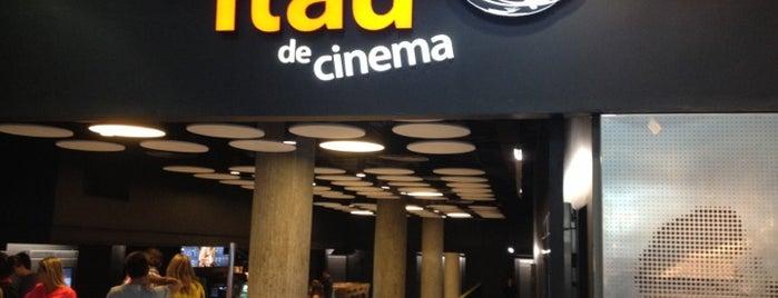 Espaço Itaú de Cinema is one of Posti che sono piaciuti a Raphaël.