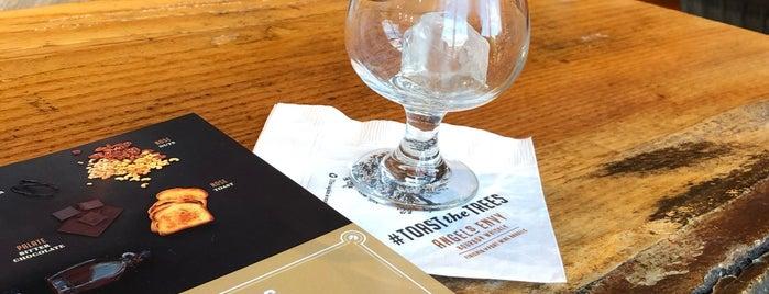 Angel's Envy Distillery is one of Louisville.