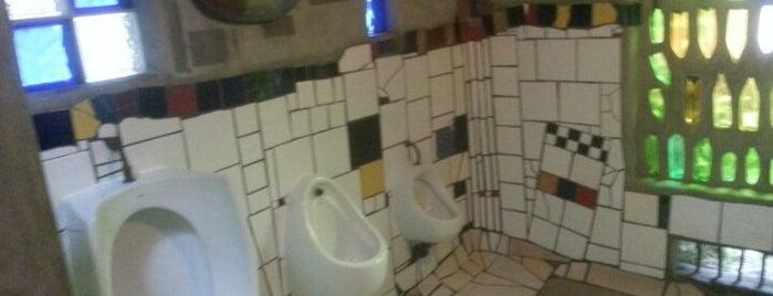 Hundertwasser Toilets is one of Nuova Zelanda.