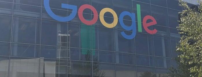 Googleplex - 43 is one of Varun : понравившиеся места.