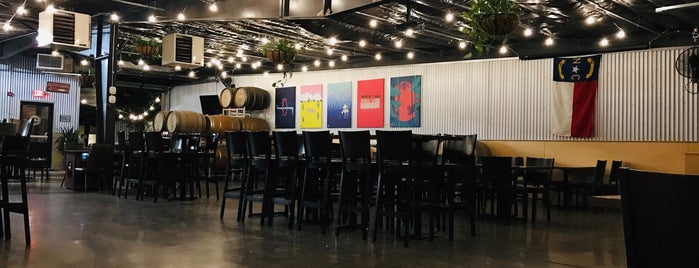 Archetype Brewing is one of Asheville, NC.