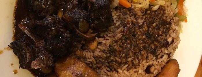 Little Kingston Jamaican Restaurant is one of Posti che sono piaciuti a Vera.