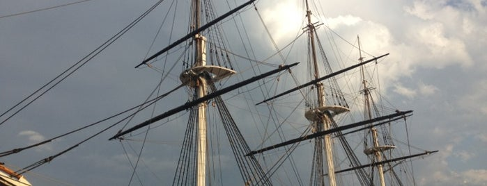 USS Constellation is one of Ships (historical, sailing, original or replica).