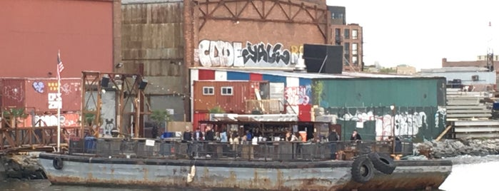 Brooklyn Barge is one of NYC Summer Bucket List.