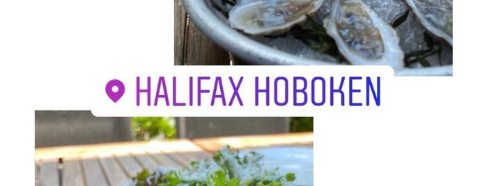 Halifax is one of NYC lunch.