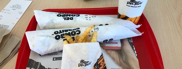 Del Taco is one of Tourist traps.