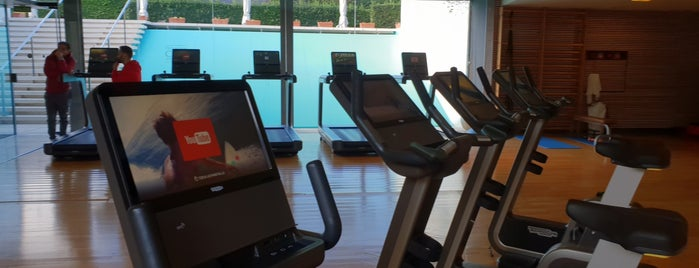 The Royal Club Fitness & Spa is one of Orte, die Laila gefallen.