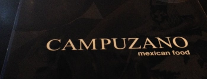 Campuzano is one of Drink Drank Drunk.