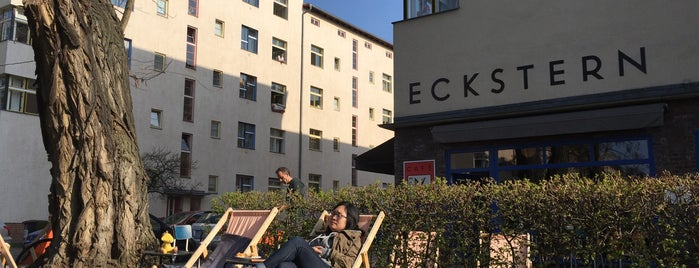 Eckstern is one of Coffee spots Berlin.