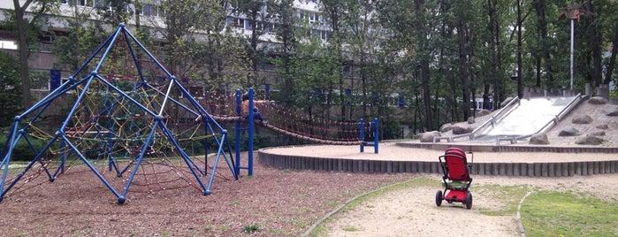 Spielplatz Rochstr. is one of Playgrounds in Berlin.