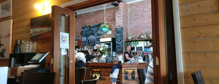 The Brewer's Table is one of Syd - Melb.