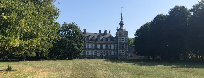 Kasteel Eijsden is one of Limburg.