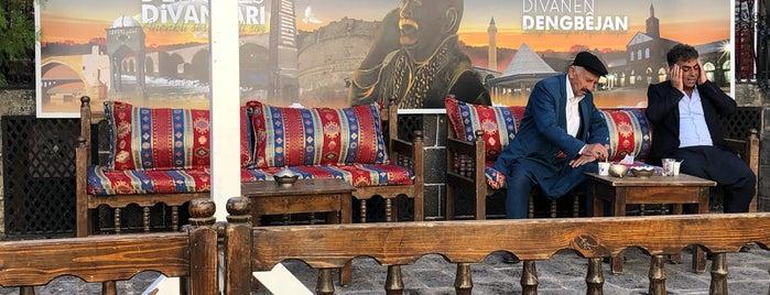 Dengbejler Evi is one of Diyarbekir.