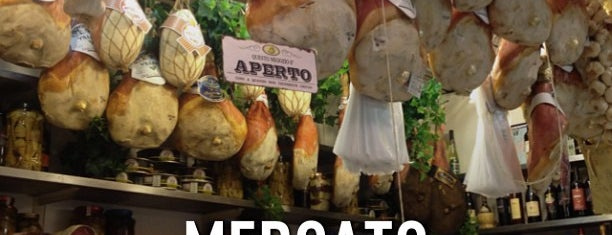 Mercato Centrale is one of Florence - Firenze - Peter's Fav's.