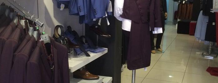 BAGGİ Damatlık&Takım Elbise is one of Antalya.