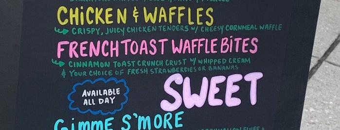 Waffie is one of Locais curtidos por Rachel.