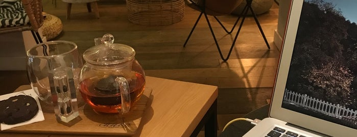 Chado - The Way Of Tea - Cihangir is one of Ceren: сохраненные места.