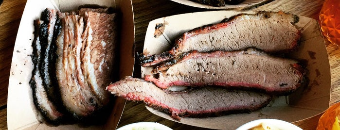 Morgan's Barbecue is one of The 20 Best BBQ Joints in NYC.